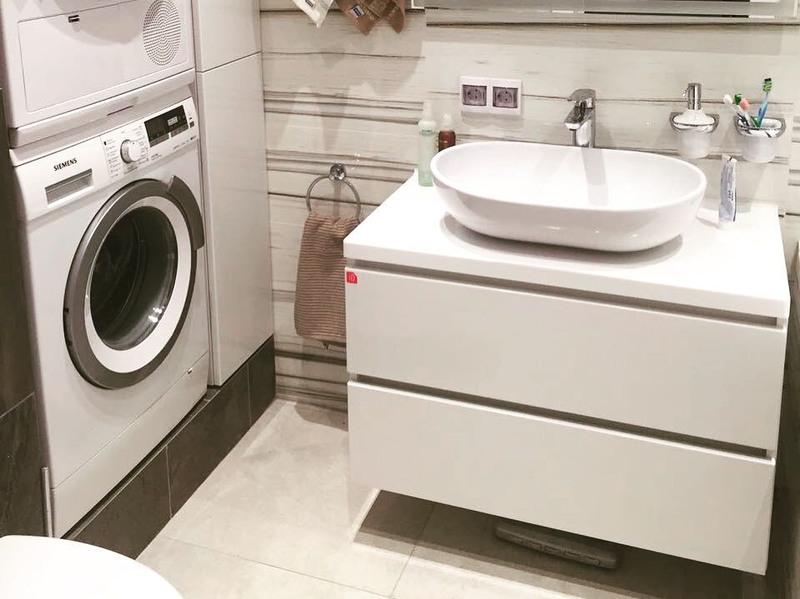 Мебель для ванной комнаты-Мебель для ванны «Модель 39»-фото1