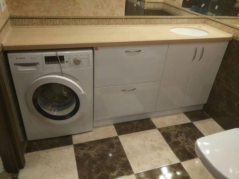 Мебель для ванной комнаты-Мебель для ванны «Модель 38»-фото1