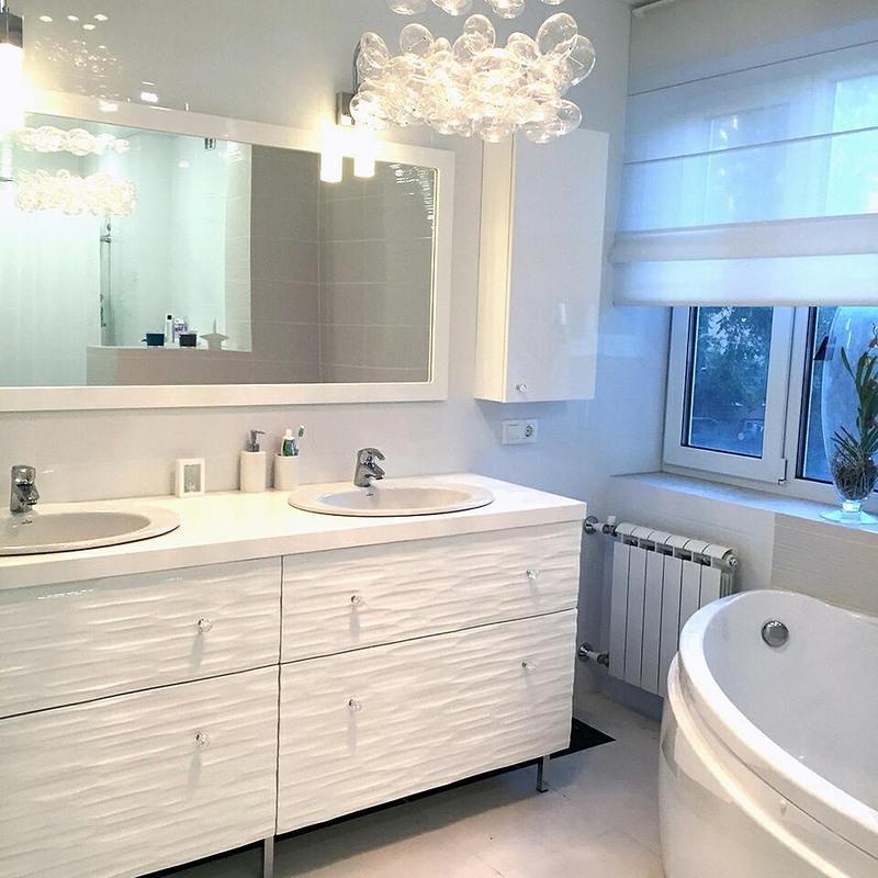 Мебель для ванной комнаты-Мебель для ванной «Модель 27»-фото1