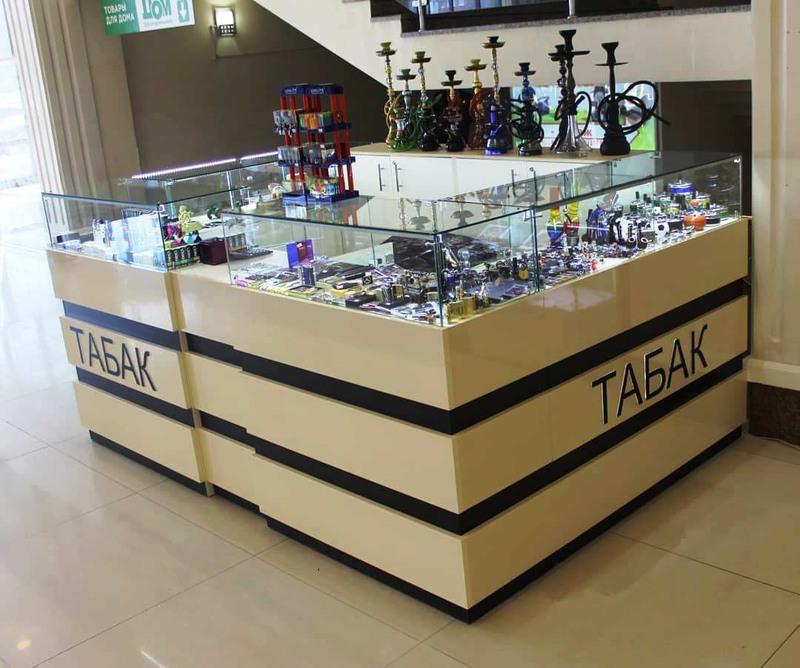 Торговая мебель-Торговый островок «Модель 252»-фото2