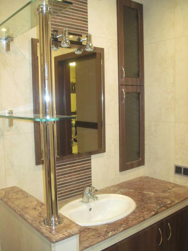 Мебель для ванной комнаты-Мебель для ванной «Модель 80»-фото5