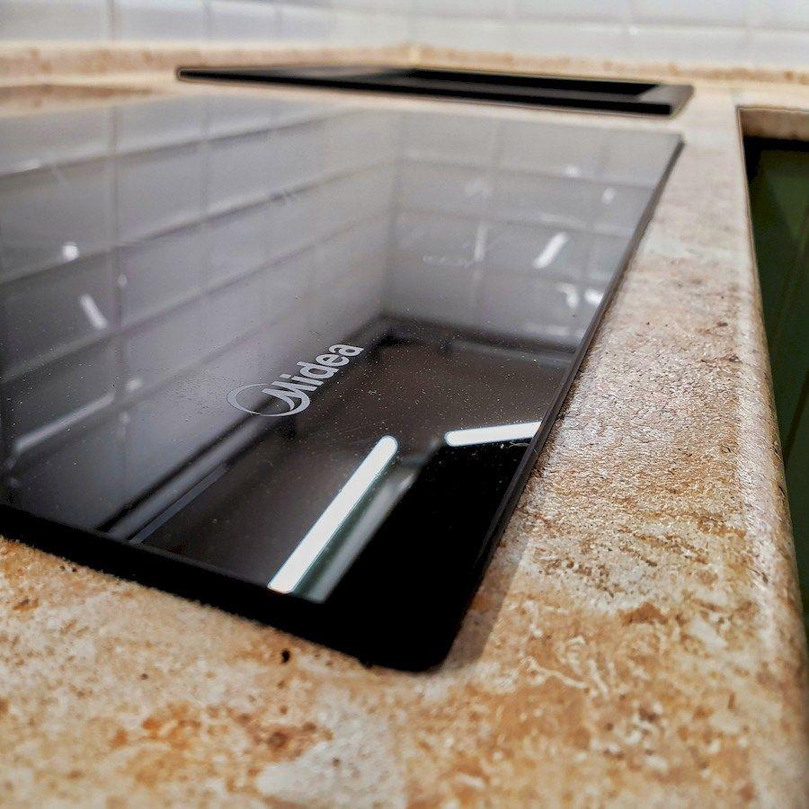 Классические кухни-Кухня из шпона «Модель 559»-фото10