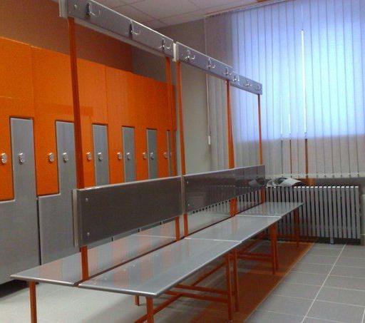 -Шкафчики для раздевалки «Модель 170»-фото14