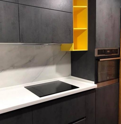 -Кухня из пластика «Модель 189»-фото26