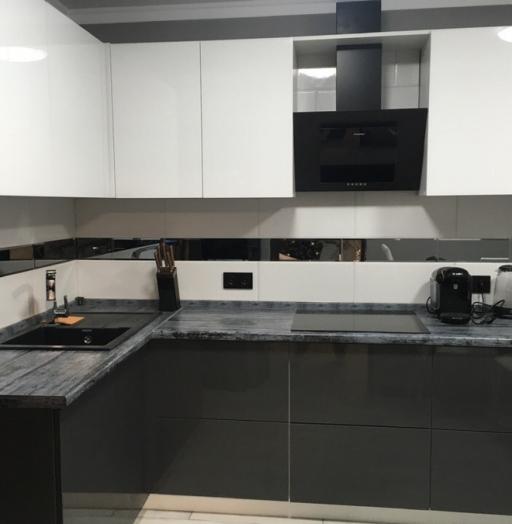 -Кухня из пластика «Модель 435»-фото29