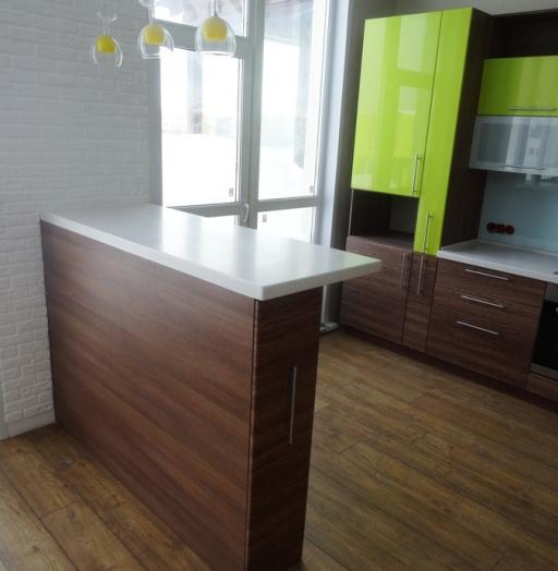 -Кухня МДФ в ПВХ «Модель 512»-фото12
