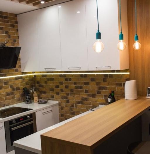 -Кухня МДФ в пластике «Модель 12»-фото9