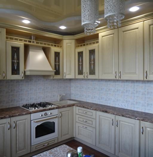 -Кухня из массива «Модель 21»-фото30