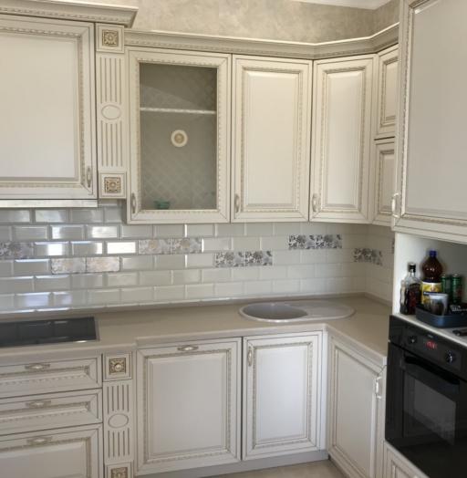 -Кухня МДФ в ПВХ «Модель 535»-фото13
